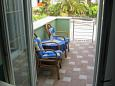 Balcony - Apartment A-4216-d - Apartments and Rooms Primošten (Primošten) - 4216