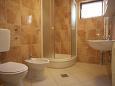 Brodarica, Bathroom u smještaju tipa apartment, dopusteni kucni ljubimci i WIFI.