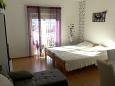 Living room - Apartment A-4239-a - Apartments Brodarica (Šibenik) - 4239