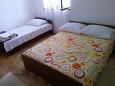 Bedroom 1 - Apartment A-4257-a - Apartments Žaborić (Šibenik) - 4257
