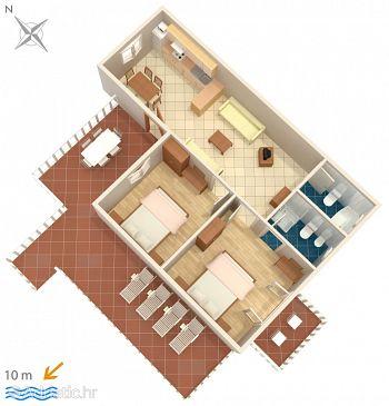 Apartment A-4269-b - Apartments Kanica (Rogoznica) - 4269