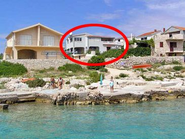 Property Sevid (Trogir) - Accommodation 4287 - Apartments near sea.