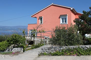 Property Vrbnik (Krk) - Accommodation 429 - Apartments with pebble beach.