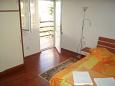 Bedroom - Studio flat AS-4300-a - Apartments Biograd na Moru (Biograd) - 4300