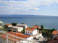 Terrace - view - Apartment A-4326-c - Apartments Podstrana (Split) - 4326