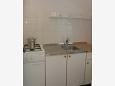 Kitchen - Studio flat AS-4332-a - Apartments Podgora (Makarska) - 4332
