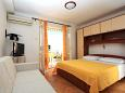 Bedroom - Studio flat AS-4332-a - Apartments Podgora (Makarska) - 4332