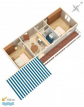 Apartament A-4339-c - Apartamenty Zavalatica (Korčula) - 4339
