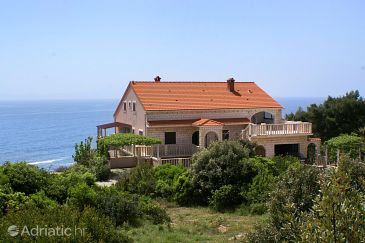 Property Zavalatica (Korčula) - Accommodation 4339 - Apartments with pebble beach.