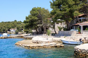Property Lavdara (Dugi otok) - Accommodation 434 - Apartments near sea.