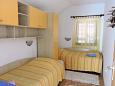 Bedroom 2 - Apartment A-436-a - Apartments Veli Rat (Dugi otok) - 436