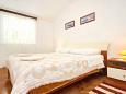 Korčula, Bedroom 1 u smještaju tipa apartment, WIFI.