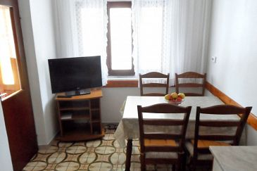 Lumbarda, Dining room u smještaju tipa apartment, WIFI.