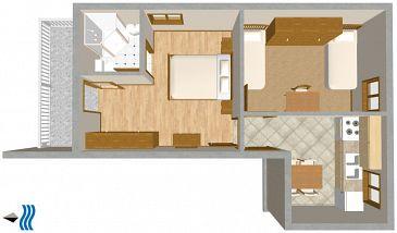 Apartment A-437-b - Apartments Veli Rat (Dugi otok) - 437