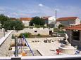 Terrace - view - Apartment A-4412-a - Apartments Lumbarda (Korčula) - 4412