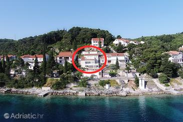 Property Korčula (Korčula) - Accommodation 4421 - Apartments near sea.