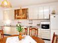 Kuchnia - Apartament A-4458-a - Apartamenty Zavalatica (Korčula) - 4458