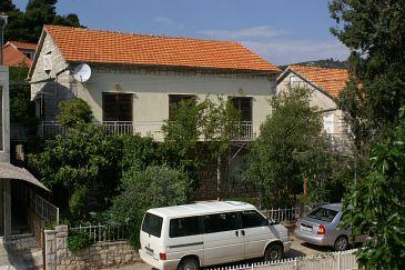 Brna, Korčula, Property 4468 - Apartments blizu mora.