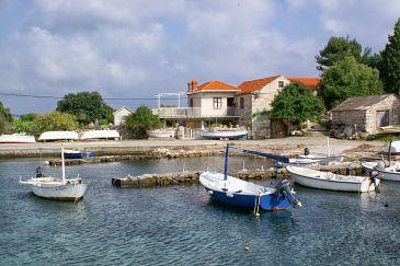 Property Prižba (Korčula) - Accommodation 4479 - Apartments near sea with pebble beach.