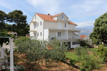 Property Lumbarda (Korčula) - Accommodation 4480 - Apartments near sea with pebble beach.