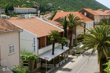 Property Trpanj (Pelješac) - Accommodation 4497 - Apartments and Rooms near sea with pebble beach.