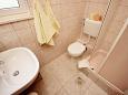 Bathroom - Apartment A-4501-b - Apartments Orebić (Pelješac) - 4501