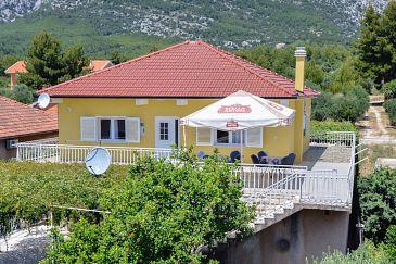 Property Orebić (Pelješac) - Accommodation 4504 - Apartments with pebble beach.