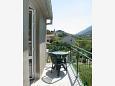 Balcony 2 - Apartment A-4510-a - Apartments Trpanj (Pelješac) - 4510