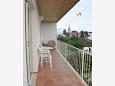 Balcony 1 - Apartment A-4518-a - Apartments Orebić (Pelješac) - 4518