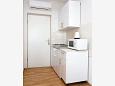 Kitchen - Studio flat AS-4529-c - Apartments Drače (Pelješac) - 4529
