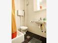 Bathroom - Studio flat AS-4529-c - Apartments Drače (Pelješac) - 4529