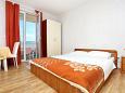 Bedroom - Studio flat AS-4529-c - Apartments Drače (Pelješac) - 4529