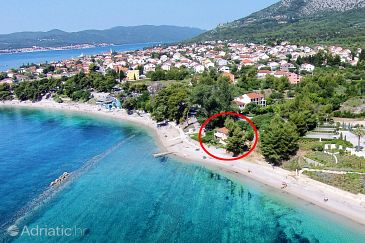 Property Orebić (Pelješac) - Accommodation 4537 - Apartments near sea with sandy beach.