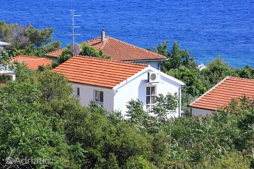 Property Kučište - Perna (Pelješac) - Accommodation 4538 - Apartments near sea with pebble beach.
