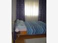 Kučište - Perna, Bedroom u smještaju tipa apartment, WIFI.
