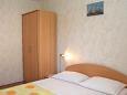 Orebić, Bedroom u smještaju tipa apartment, dostupna klima, dopusteni kucni ljubimci i WIFI.