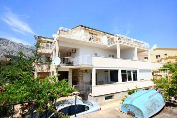 Obiekt Orebić (Pelješac) - Zakwaterowanie 4554 - Apartamenty ze żwirową plażą.