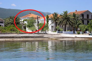 Property Sreser (Pelješac) - Accommodation 4556 - Apartments and Rooms near sea.