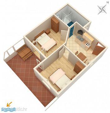 Apartment A-4565-a - Apartments Orebić (Pelješac) - 4565
