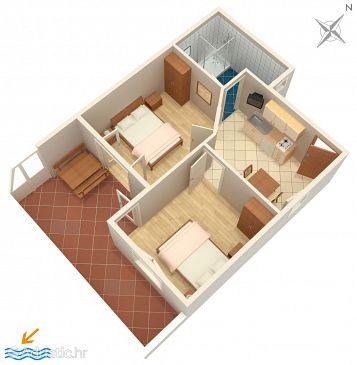 Apartment A-4565-e - Apartments Orebić (Pelješac) - 4565