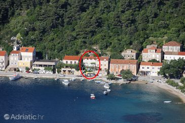 Property Trstenik (Pelješac) - Accommodation 4572 - Apartments near sea with pebble beach.