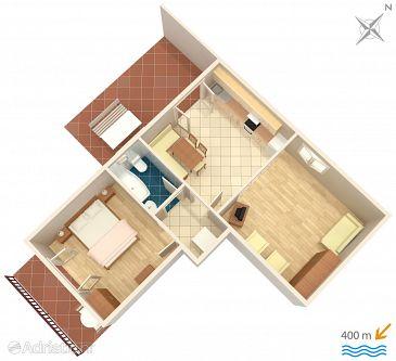 Apartment A-4579-a - Apartments Orebić (Pelješac) - 4579