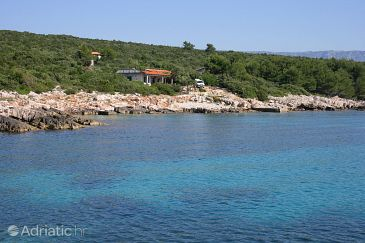 Property Uvala Girna Luka (Hvar) - Accommodation 4592 - Vacation Rentals near sea.