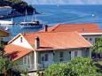 Property Jelsa (Hvar) - Accommodation 4602 - Apartments and Rooms near sea with pebble beach.
