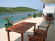 Terrace - Apartment A-4606-c - Apartments Jagodna (Brusje) (Hvar) - 4606