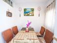 Dining room - Apartment A-461-d - Apartments Grebaštica (Šibenik) - 461