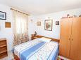 Bedroom 2 - Apartment A-461-d - Apartments Grebaštica (Šibenik) - 461