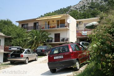 Property Hvar (Hvar) - Accommodation 4612 - Apartments with pebble beach.