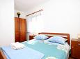 Bedroom - Studio flat AS-4625-c - Apartments Stari Grad (Hvar) - 4625