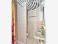 Koupelna 1 - Apartmán A-4632-a - Ubytování Duće (Omiš) - 4632